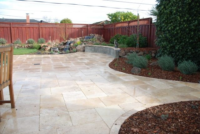 Travertine Paver Installation And Crack Repair Services In Hawaii